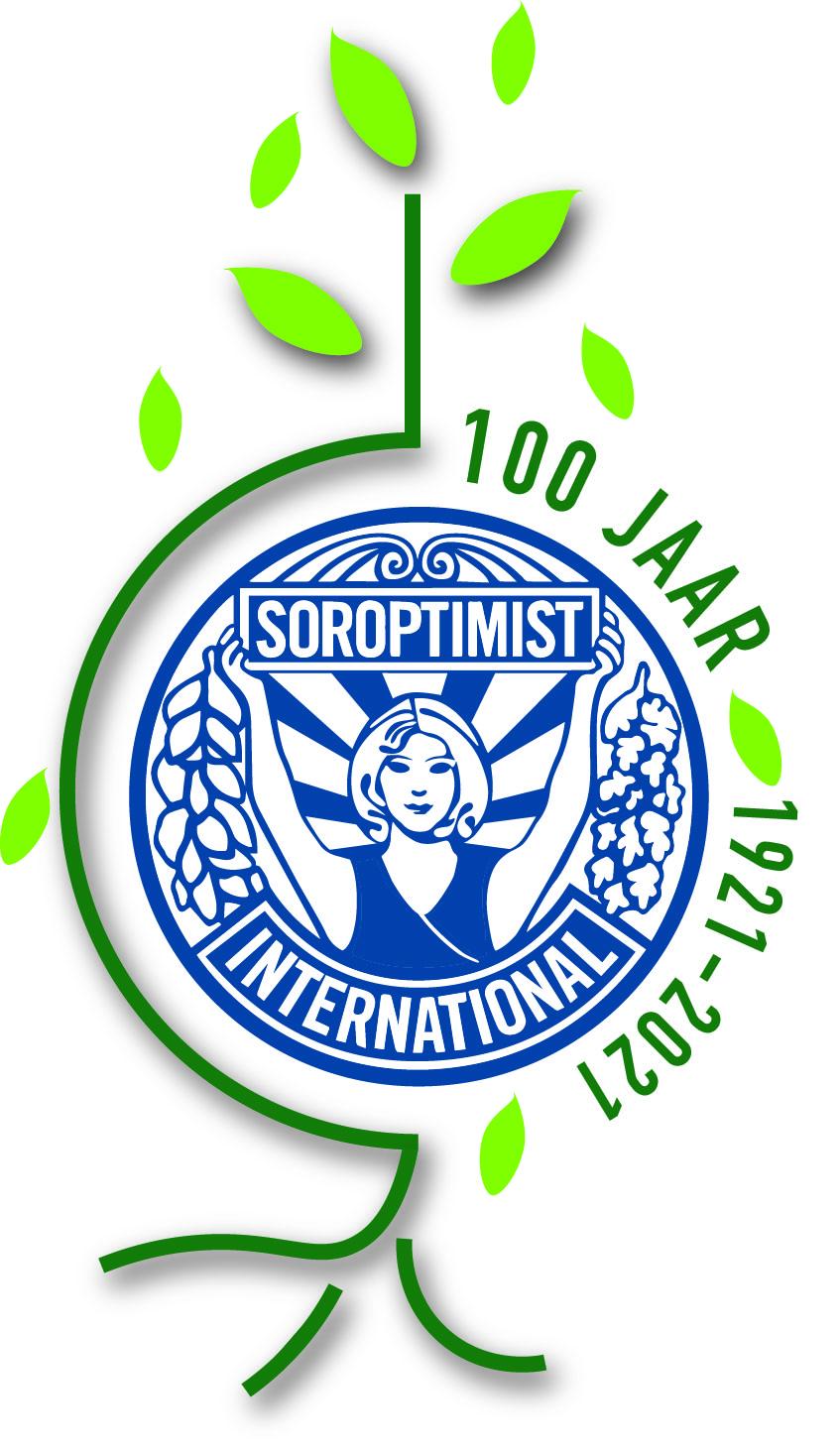 100-jarig bestaan Soroptimisme 1921 - 2021 door Hinke Veenstra, lid Friesland-Zuidwesthoek