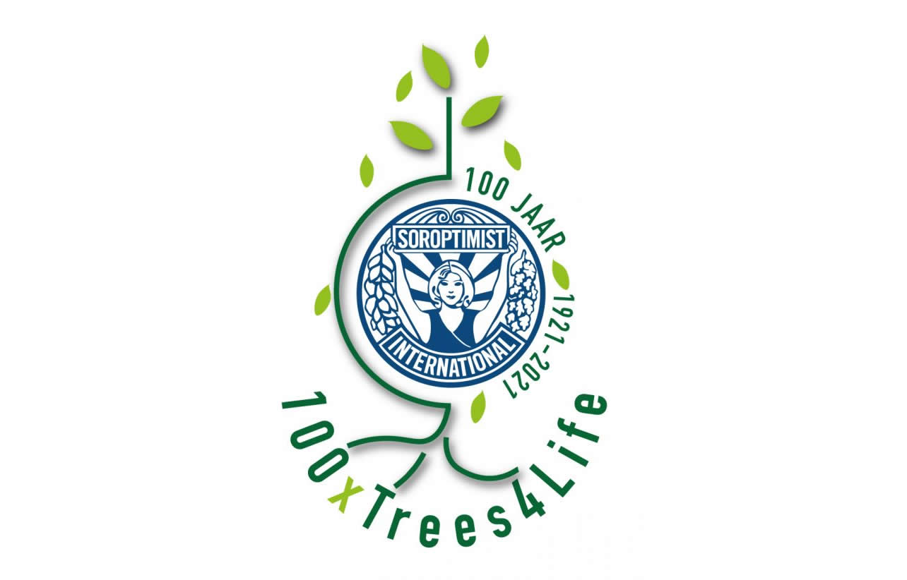 Logo Trees for Life