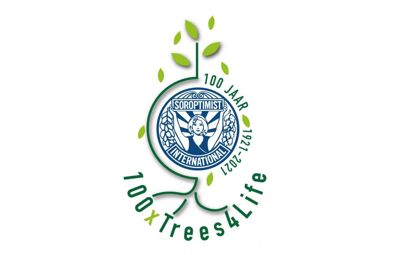 Logo Trees for Life